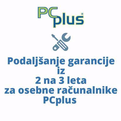 Fotografija izdelka PCPLUS podaljšanje garancije iz 2 na 3 leta