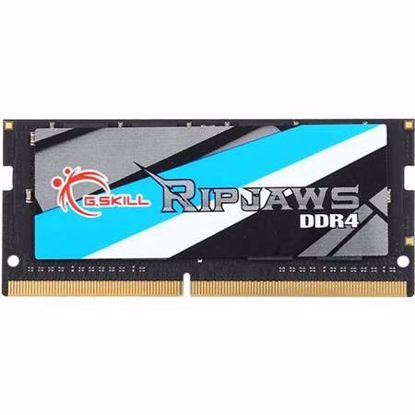 Fotografija izdelka G.SKILL Ripjaws 4GB (1x4GB) 2400MHz DDR4 SO-DIMM (F4-2400C16S-4GRS) ram pomnilnik