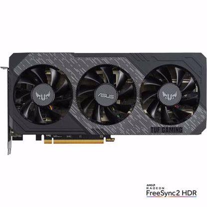Fotografija izdelka ASUS TUF Gaming X3 Radeon RX 5700 XT OC 8GB GDDR6 (TUF 3-RX5700XT-O8G-GAMING) gaming grafična kartica