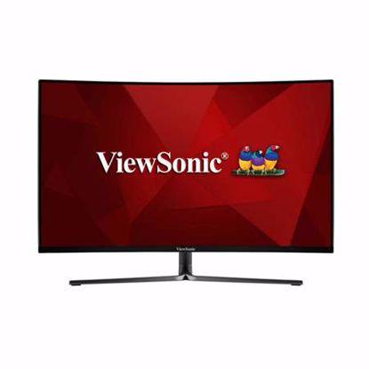 """Fotografija izdelka VIEWSONIC VX3258-PC-MHD 80,01cm (31,5"""") VA HDMI/DP zvočniki ukrivljen LED LCD gaming monitor"""