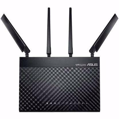 Fotografija izdelka ASUS 4G-AC68U AC1900 Dual Band LTE 4G brezžični usmerjevalnik-router