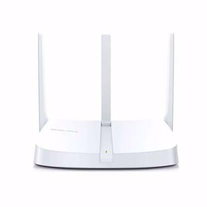 Fotografija izdelka MERCUSYS N 300Mbps 4-port (MW305R) brezžični usmerjevalnik-router