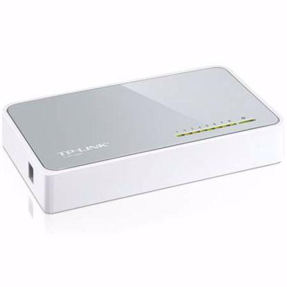 Fotografija izdelka TP-LINK TL-SF1008D 8-port 10/100Mbps mrežno stikalo-switch