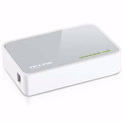 Fotografija izdelka TP-LINK TL-SF1005D 5-port 10/100Mbps mrežno stikalo-switch