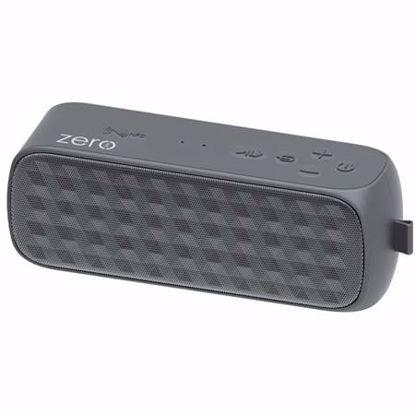 Fotografija izdelka ZEROLINE SmartSound Dust 6W Bluetooth siv vodoodporen zvočnik