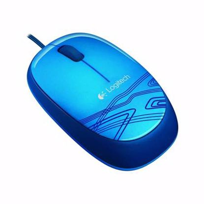 Fotografija izdelka LOGITECH M105 USB Optična modra miška