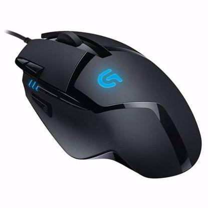 Fotografija izdelka LOGITECH G402 Hyperion Fury USB Delta Zero gaming črna miška