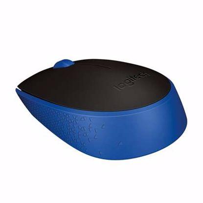 Fotografija izdelka LOGITECH M171 brezžična modra optična miška