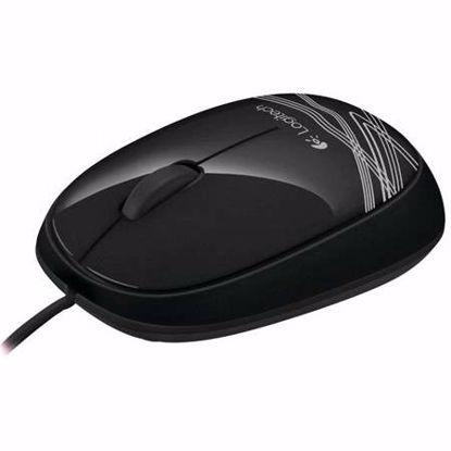 Fotografija izdelka LOGITECH M105 USB optična črna miška
