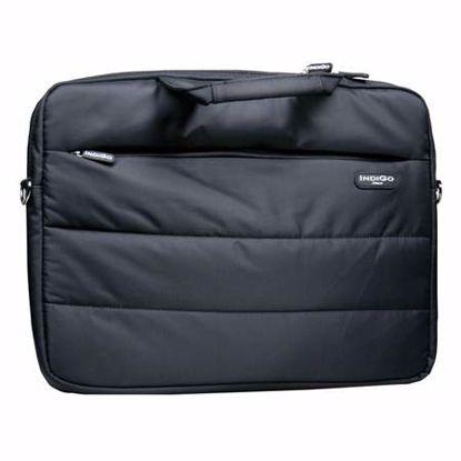 Fotografija izdelka INDIGO Torino 15,6'' črna torba za prenosnik
