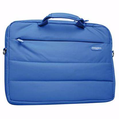Fotografija izdelka INDIGO Torino 15,6'' modra torba za prenosnik