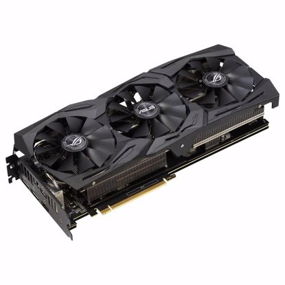 Fotografija izdelka ASUS ROG Strix GeForce RTX2060 OC 6GB GDDR6