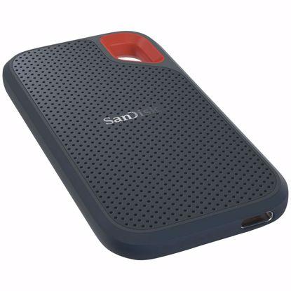 Fotografija izdelka SanDisk 256GB Extreme Portable SSD, USB-C