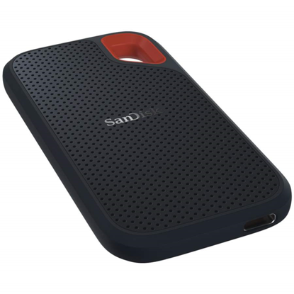 Fotografija izdelka SanDisk 2TB Extreme Portable SSD, USB-C