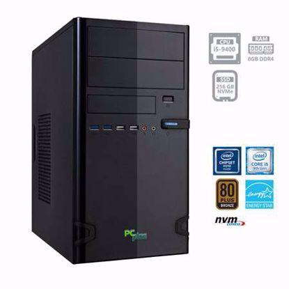 Fotografija izdelka PCPLUS e-office i5-9400 8GB 256GB NVMe SSD W10