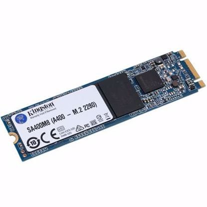 Fotografija izdelka KINGSTON A400 480GB M.2 2280 SATA3 (SA400M8/480G) SSD