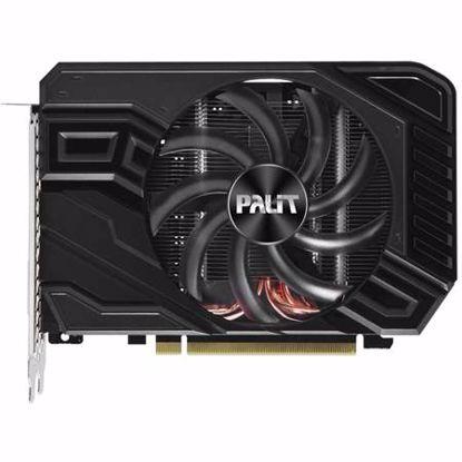 Fotografija izdelka PALIT GeForce GTX 1660 Ti StormX 6G GDDR6 (NE6166T018J9-161F) grafična kartica