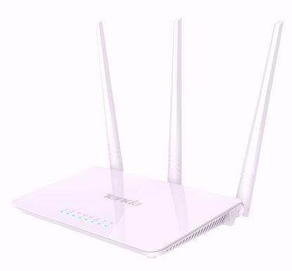 Fotografija izdelka Usmerjevalnik TENDA F3 Wireless-N 300Mbps