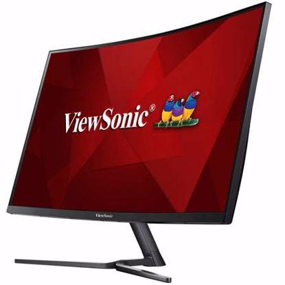 Fotografija izdelka VIEWSONIC VX2758-PC-MH 68,58cm (27'') VA FHD zvočniki 1ms 144Hz FreeSync ukrivljen 88% NTSC & 120% sRGB TFT LCD gaming monitor
