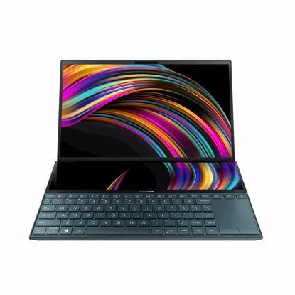 Fotografija izdelka ASUS ZenBook Duo UX481FA-BM049T i5-10210U/8GB/SSD 512GB NVMe/14''FHD/UMA/W10H ScreenPad Plus