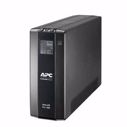 Fotografija izdelka APC Back Pro BR BR1300MI Line-Interactive 1300VA 780W AVR LCD UPS brezprekinitveno napajanje