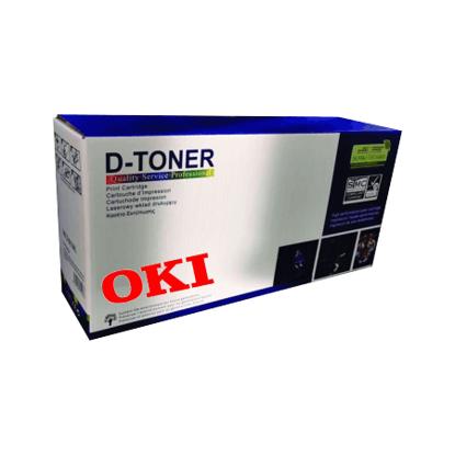 Fotografija izdelka Toner Oki  B4550 / B4600 43502001 Črn Kompatibilni