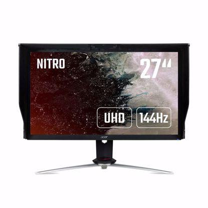 """Fotografija izdelka Acer monitor Nitro XV273KPbmiipprzx, 27"""", črn, HDR"""
