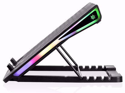 """Fotografija izdelka Hladilnik za prenosnik TRACER Gamezone Wing RGB <17.3"""""""