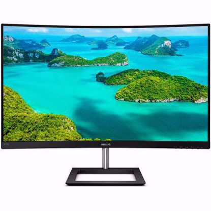 "Fotografija izdelka Philips LED monitor 27"" 272E1CA/00 Curved"