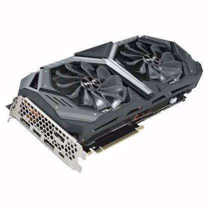 Fotografija izdelka PALIT GeForce RTX 2080 Super GR 8GB GDDR6 RGB grafična kartica