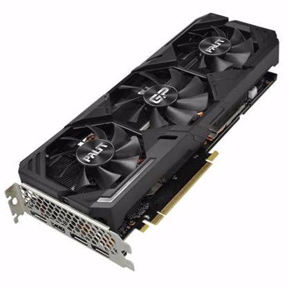 Fotografija izdelka PALIT GeForce RTX 2070 Super GP Premium 8GB GDDR6 RGB grafična kartica