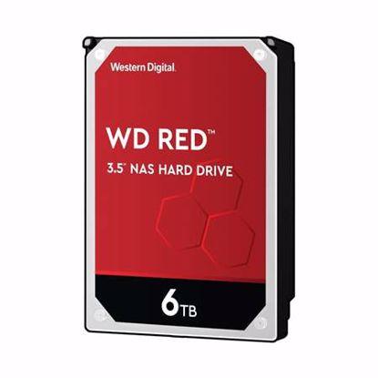 """Fotografija izdelka WD Red 6TB 3,5"""" SATA3 256MB 5400rpm (WD60EFAX) trdi disk"""