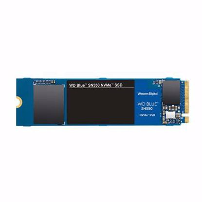 Fotografija izdelka WD Blue SN550 250GB M.2 PCIe NVMe (WDS250G2B0C) SSD