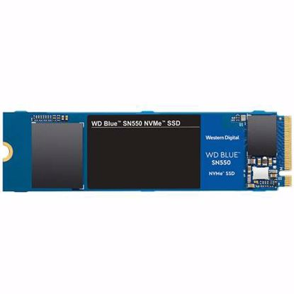 Fotografija izdelka WD Blue SN550 500GB M.2 2280 PCIe NVMe (WDS500G2B0C) SSD