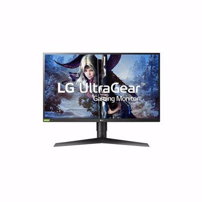 Fotografija izdelka Monitor LG 27GL850-B, IPS, GAMING, G-SYNC, QHD, (2560X1440), 144Hz IGR*