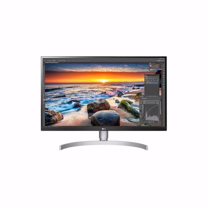 """Fotografija izdelka Monitor LG 27UL850-W, 27"""", 4K, IPS, 16:9, 3840x2160, 2xHDMI, DP, USB-C, VESA UHD"""