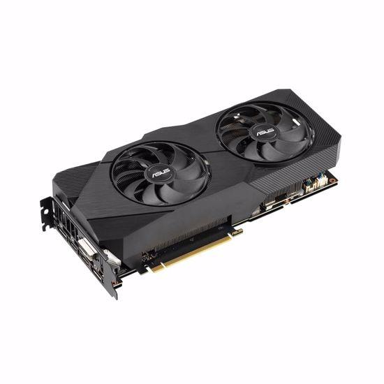 Fotografija izdelka ASUS Dual GeForce RTX2060 SUPER EVO V2 OC 8GB GD6