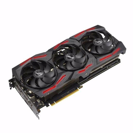 Fotografija izdelka ASUS ROG Strix GeForce RTX2060 SUPER EVO OC 8G GD6