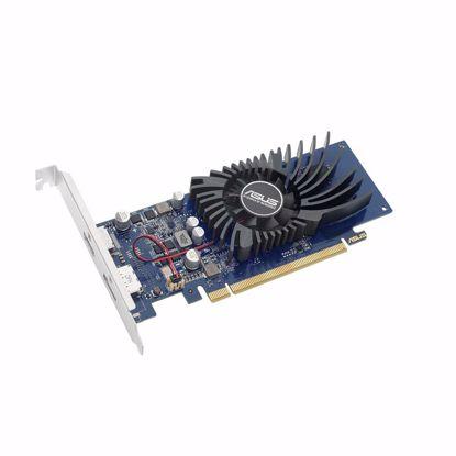 Fotografija izdelka ASUS GeForce GT1030 2GB GDDR5, low profile, I/O br