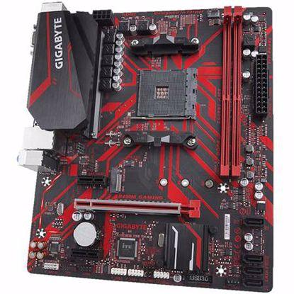 Fotografija izdelka GIGABYTE B450M GAMING AM4 ATX DDR4 RGB osnovna plošča