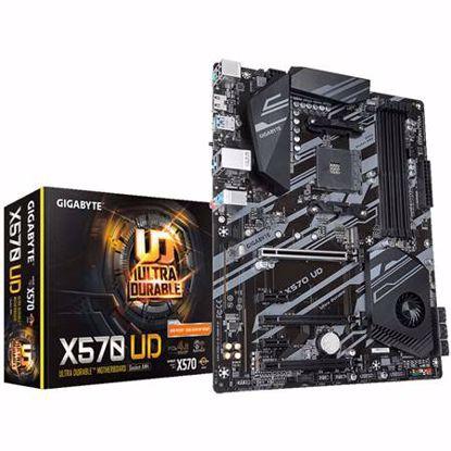 Fotografija izdelka GIGABYTE X570 UD AM4 ATX DDR4 gaming osnovna plošča