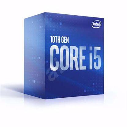 Fotografija izdelka INTEL Core i5-10400 2,90/4,30GHz 12MB LGA1200 BOX procesor