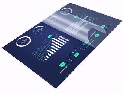 Fotografija izdelka Folija za laminator A4 1/100