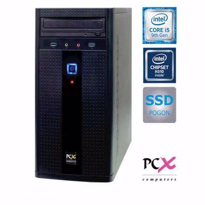 Fotografija izdelka PCX EXAM G2950 i5-9400/8GB/SSD240GB/HD630 DOS