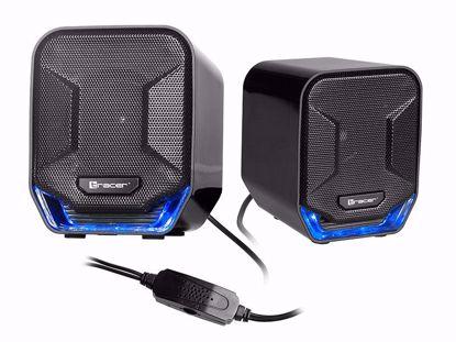 Fotografija izdelka Zvočniki TRACER 2.0 Jupiter Blue USB