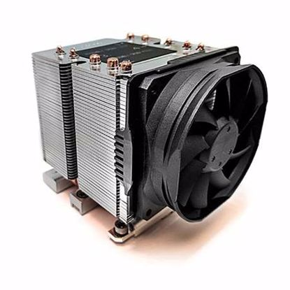 Fotografija izdelka INTER-TECH Argus B-14 3U server procesorski hladilnik