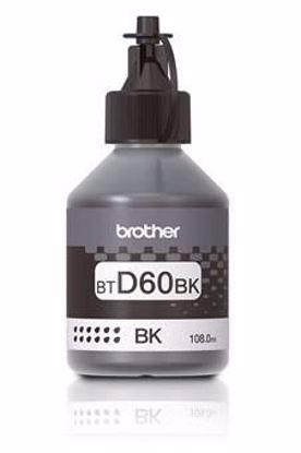 Fotografija izdelka Brother Kartuša BTD60BK, črna, 6.500 strani DCPT310, DCPT510W, DCPT710W, MFCT910DW
