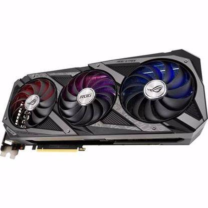 Fotografija izdelka ASUS ROG Strix GeForce RTX 3080 10GB GDDR6X (ROG-STRIX-RTX3080-O10G-GAMING) gaming grafična kartica