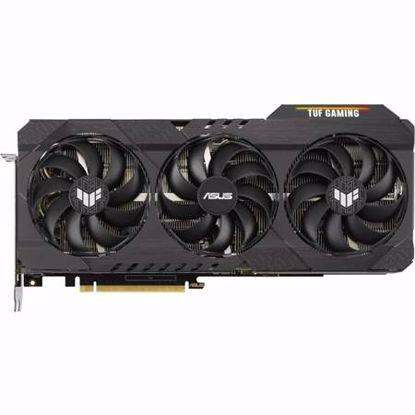Fotografija izdelka ASUS TUF Gaming GeForce RTX 3080 10GB GDDR6X (TUF-RTX3080-O10G-GAMING) gaming grafična kartica