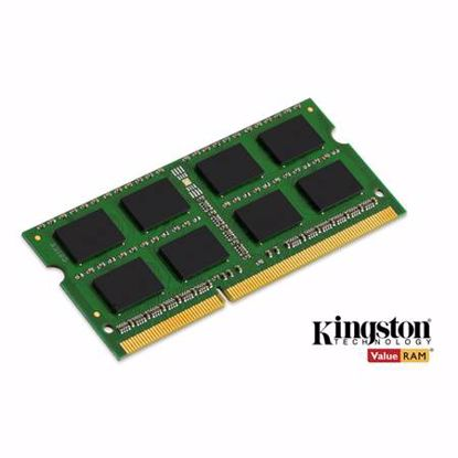 Fotografija izdelka KINGSTON SODIMM 8GB 1600MHz DDR3 (KCP3L16SD8/8) ram pomnilnik